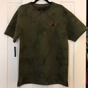 NWT Travis Scott x Jordan 6 sueded shirt